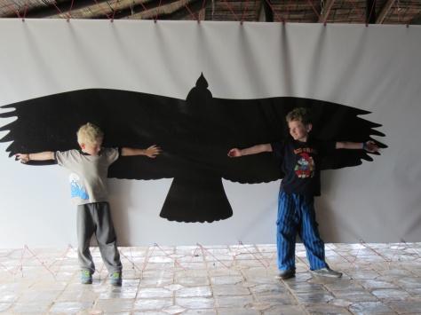 condor wingspan comparison
